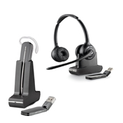 Plantronics USB Headsets