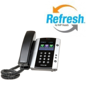 Refreshed VoIP Phones