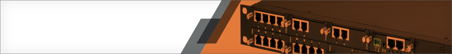 Session border controllers from the most trusted manufacturers. Adtran, Audiocodes and others