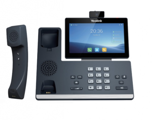 Touch Screen VoIP Phones