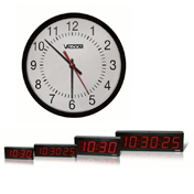 Valcom IP Clocks
