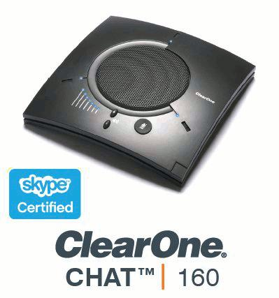 Loa hội nghị nhóm ClearOne Chat 160 Group Speakerphone