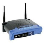 Linksys WRT54GL Wireless Router