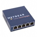Netgear FS105 ProSafe 5-Port 10/100 Unmanaged Desktop Switch