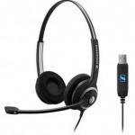 Sennheiser SC260 USB Dual Wideband Headset (504404)