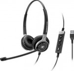 Sennheiser SC660 USB ML Professional Dual Headset