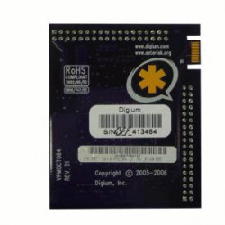 Digium 1VPMOCT064LF 64 Channel EC Module
