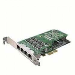 Sangoma A20204E  4 FXS / 8 FXO PCIe Analog Card