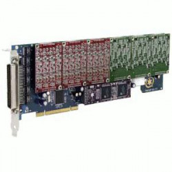Digium 1TDM2400ELF 24 Port 0-FXS/0-FXO PCI Card with EC