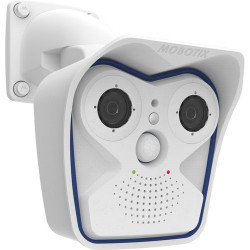 Mobotix M16B Thermal Camera with Thermal Radiometry