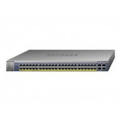 Netgear ProSafe 52-port Gigabit Smart Stackable Switch with PoE