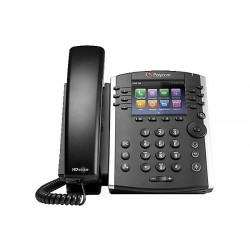 Polycom VVX411 12-line  Skype for Business Desktop Phone (2200-48450-019)