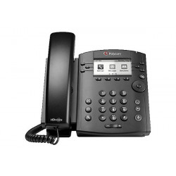 Polycom VVX 311 6-line Skype for Business Edition VoIP Phone (2200-48350-019)