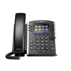 Polycom VVX 411 IP Phone w/PSU