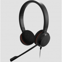 Jabra Evolve 20 SE UC Corded Stereo Headset
