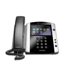 Polycom VVX 601 16-line IP Phone PoE