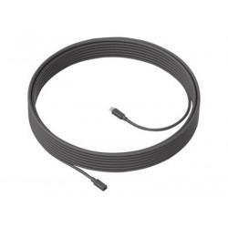Logitech MeetUp 10m Extension Cable for Expansion Mic