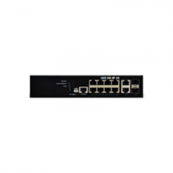 Adtran NetVanta 8 port Gigabit Ethernet Switch (17101561PF2)
