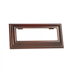 Advanced Network Devices AND-FRAME-IPCSS Stained Wood Frame