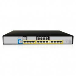 AudioCodes M800BV4S4O4L Hybrid E-SBC and Media Gateway