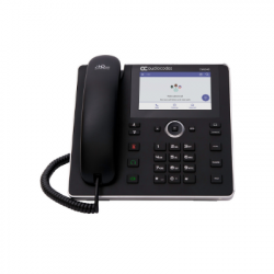 AudioCodes TEAMS C450HD IP-Phone GbE with Bluetooth, WiFi and Power Supply