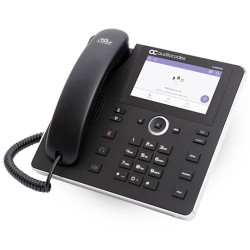 AudioCodes TEAMS C450HD IP-Phone GBE with Integrated Bluetooth