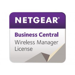 Netgear Business Central Wireless Manager for 10 Access Point-36 months
