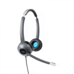Cisco 522 Binaural Wired Headset CP-HS-W-522-USB=
