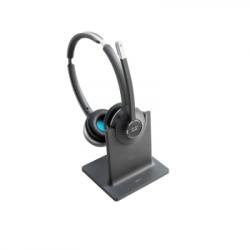 Cisco 562 Wireless Binaural Headset with Standard Base CP-HS-WL-562-S-US=