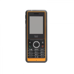 Cisco 6825 Ruggedized IP DECT Handset with MPP Firmware NA CP-6825-RGD-NA-K9=
