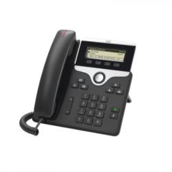 Cisco CP-7811-3PCC-K9= 7811 IP Phone w 1 Line & Open-SIP