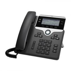 Cisco CP-7841-3PCC-K9=  7841 IP Phone w 4 Lines & Open-SIP