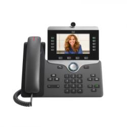 Cisco 8845 Video IP Phone CP-8845-3PW-NA-K9=