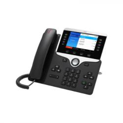 Cisco CP-8861-3PCC-K9= 8861 IP Phone w 5 Lines Open-SIP & WiFiUSBBluetooth