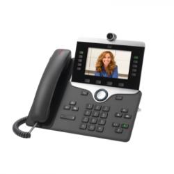 Cisco 8865 IP Video Phone CP-8865-3PCC-K9=
