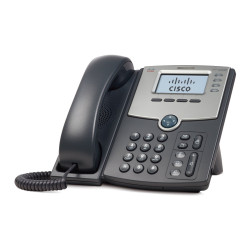 Cisco SPA504G 4 Line VoIP Phone