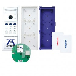 Mobotix T25-SET1 with Keypad and Ethernet Connection (White)