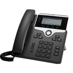 Cisco IP Phone 7821-3PCC w/ 2 Lines & Open-SIP