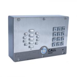 Cyberdata 011214 SIP Outdoor Intercom with Keypad