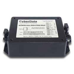 CyberData 011375 Networked Dual Door Strike Relay