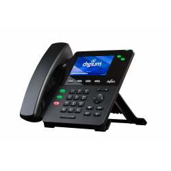 Digium D62 2-line Gigabit IP Phone 1TELD062LF