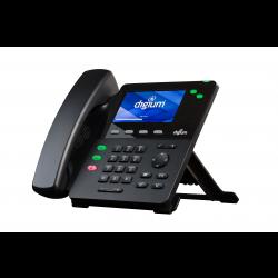 Digium D62 2-line Gigabit IP Phone 1TELD062LF