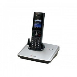 Polycom VVX D60 Wireless Handset (AC) with Base Station (Refresh)