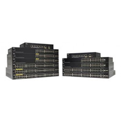 Cisco 8 Port PoE Managed Switch (SF352-08P-K9-NA)