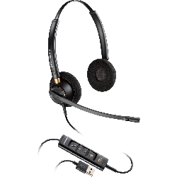 ENCOREPRO 500 USB Series Monaural Over-the-head NC Headset 203442-01