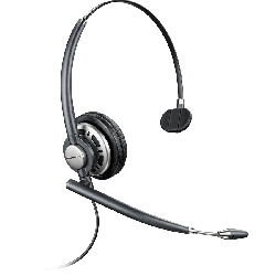ENCOREPRO 700 Digital Series Monaural Over-the-head NC Headset HW715