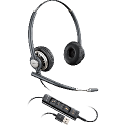 ENCOREPRO 700 USB Series Binaural Over-the-head NC Headset HW725