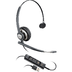 ENCOREPRO 700 USB Series Monaural Over-the-head NC Headset HW715