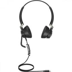 Jabra Engage 50 Corded USB-C Stereo Headset 5099-610-189