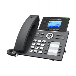 Grandstream GRP2604 3-Line Carrier Grade IP Phone